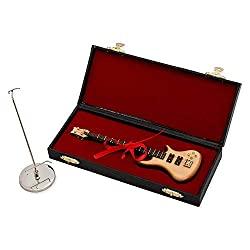 electric guitar miniature replica