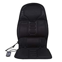 electric heated massage cushion
