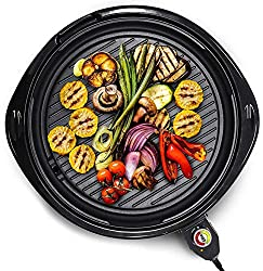 electric nonstick grill