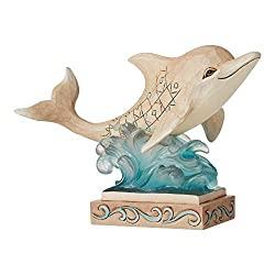 Enexco heartwood dolphin figurine