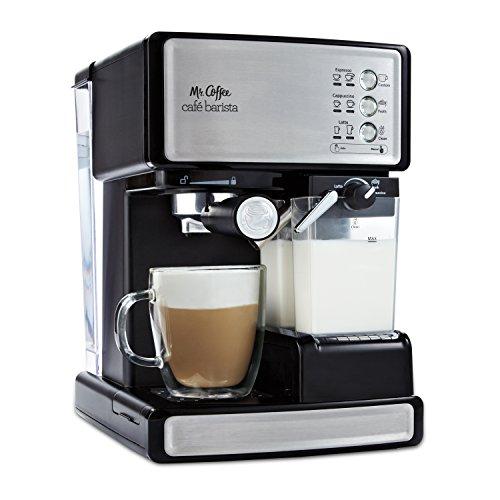 espresso and cappuccino maker