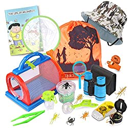explorer and bug catcher kit