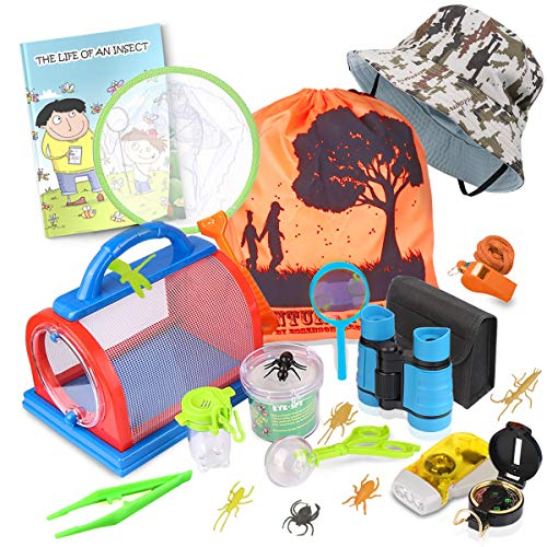 explorer and bug catcher kit