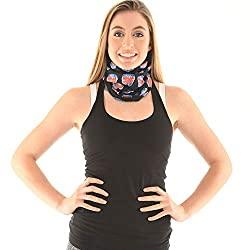 face cover bandana headband