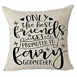 pillow wfor fairy godmothers