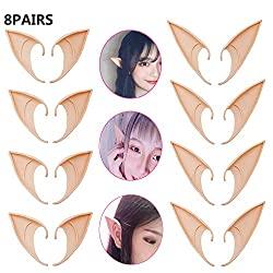 fairy pixie elf ears