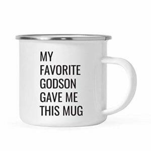 favorite godson mug
