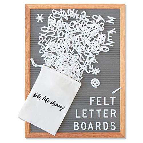 felt letter boards
