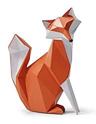 figurine geometric animal decor