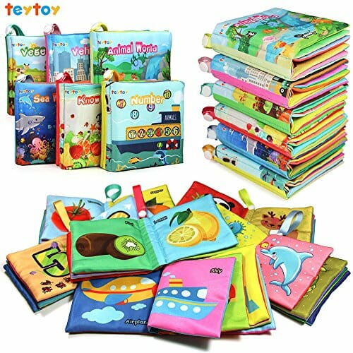 my first soft book assortment of toddler gifts