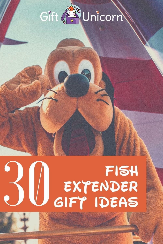 fish extender ideas pin image
