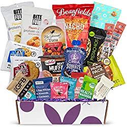 fitness snack box