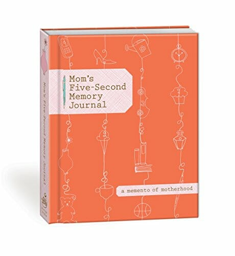 five second journal for new mom