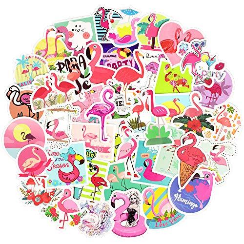 flamingo vinyl stickers