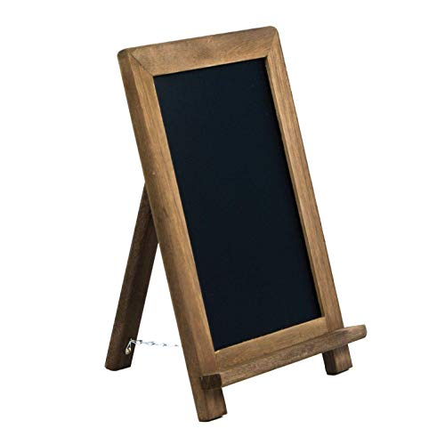 standing table frame made of wood