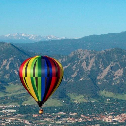 front range balloon ride