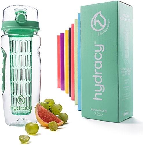 fruit infuser water bottle