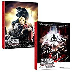 fullmetal alchemist brotherhood complete serie DVD