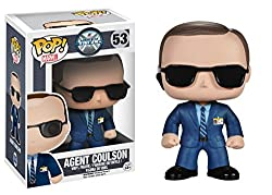 funko POP agent coulson