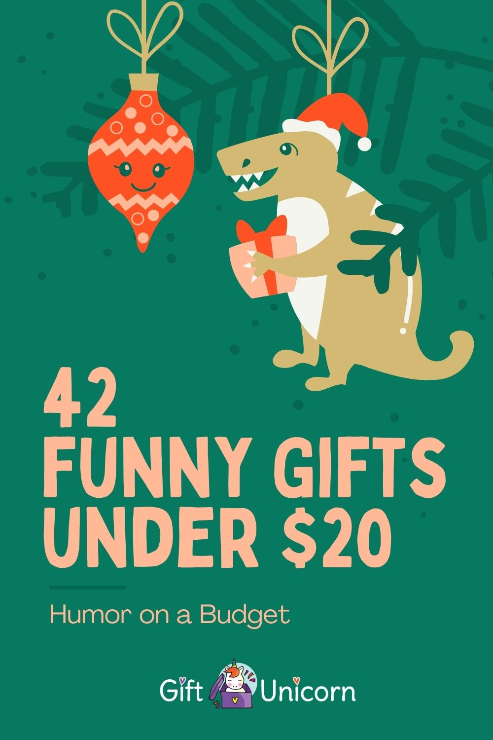 42 funny gifts under 20 us dollars pin image