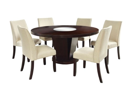 furniture round table dining set