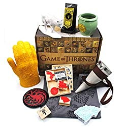 game of thrones collectors box