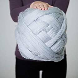 giant wool yarn chunky