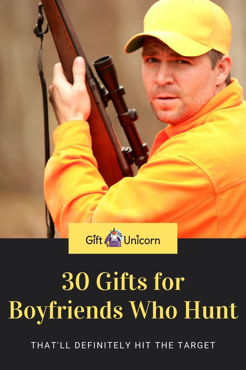 gifts for boyfriends who hunt