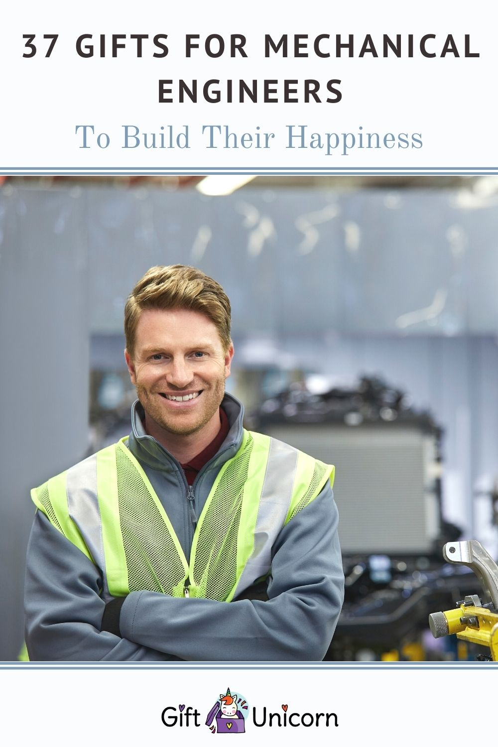 37 Gifts for Mechanical Engineers To Build Their Happiness - pinterest pin image