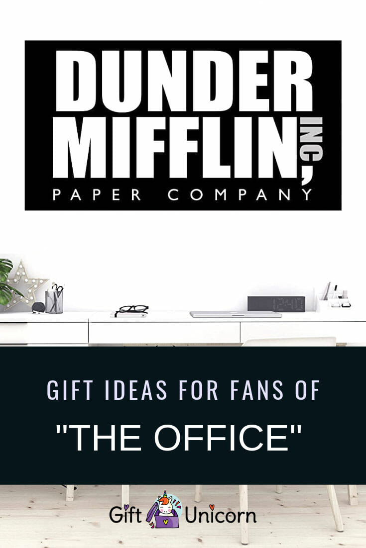 """gifts for fans of """"the office"""" tv series"""