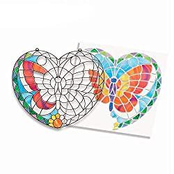 glass butterfly kit
