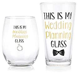 glass set