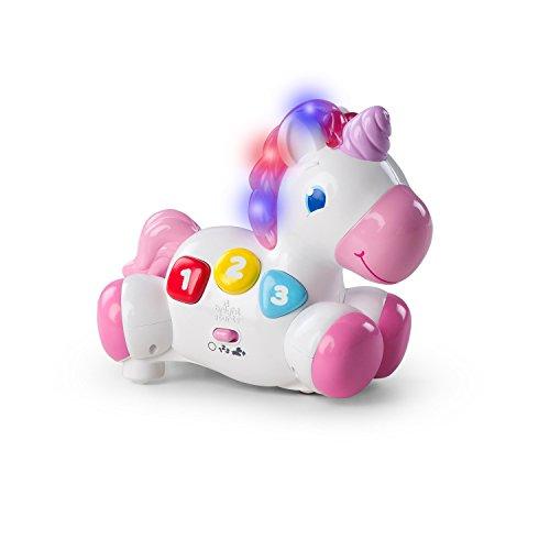 glow unicorn toy