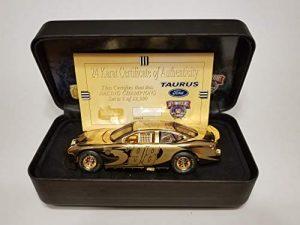 gold ford taurus