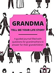 grandma tell me your life story journal