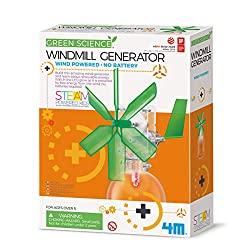 green science windmill generator kit