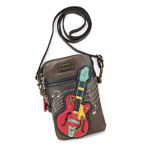 guitar cell phone bag