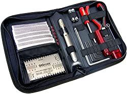 guitar tool kit and organizer