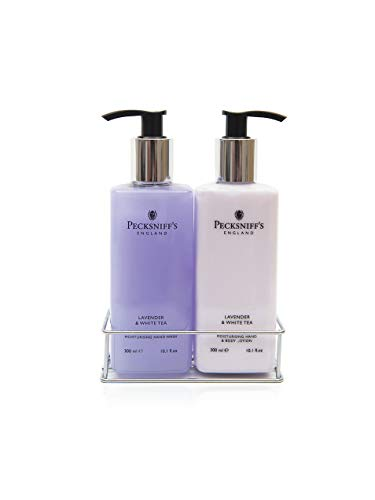 hand wash and body lotion set