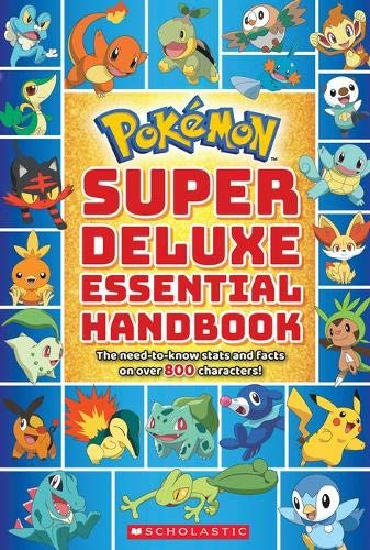 handbook pokemon