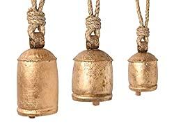 hanging bells set