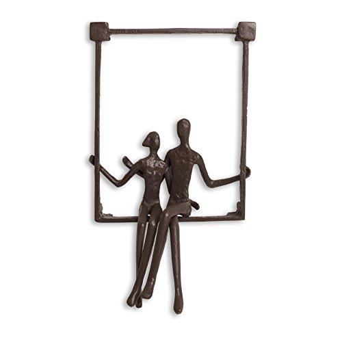 hanging metal wall art