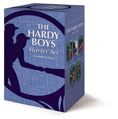 hardy boys starter set books