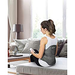 heating pad back wrap