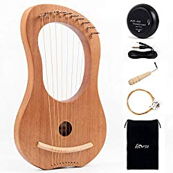 horse lyre harp