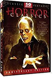 horror classics 50 movie pack