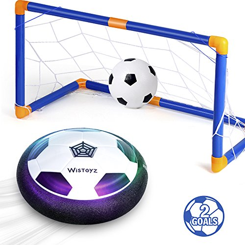 hover soccerball set