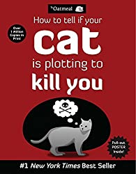 how to tell if your cat is plotting to kill you-table book