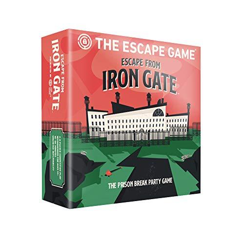 iron gate escape game