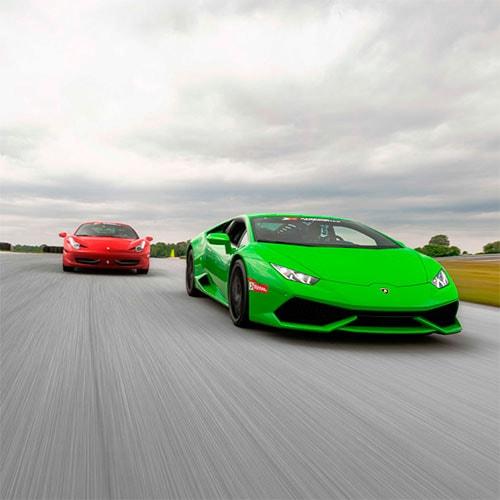 Italian supercar experience